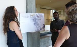Laurène SPEEG et Victor KWIHANGANA (ENSA-PLV) L'Atlantide retrouvée : archéologie à l'envers du Trocadéro et du Champ-de-Mars